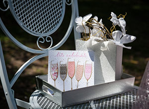 We specialise in intimate and quirky celebration styling